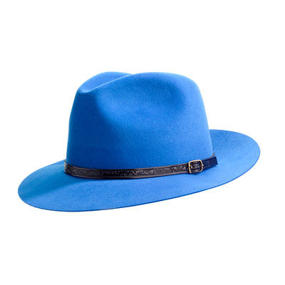 Dallas Fedora BLue