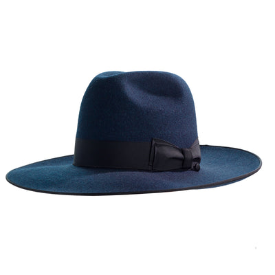 navy ten gallon hat