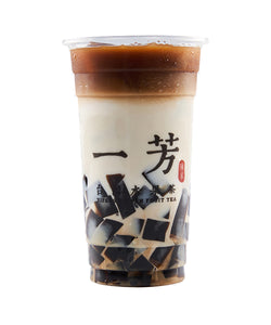 Coffee Jelly Latte
