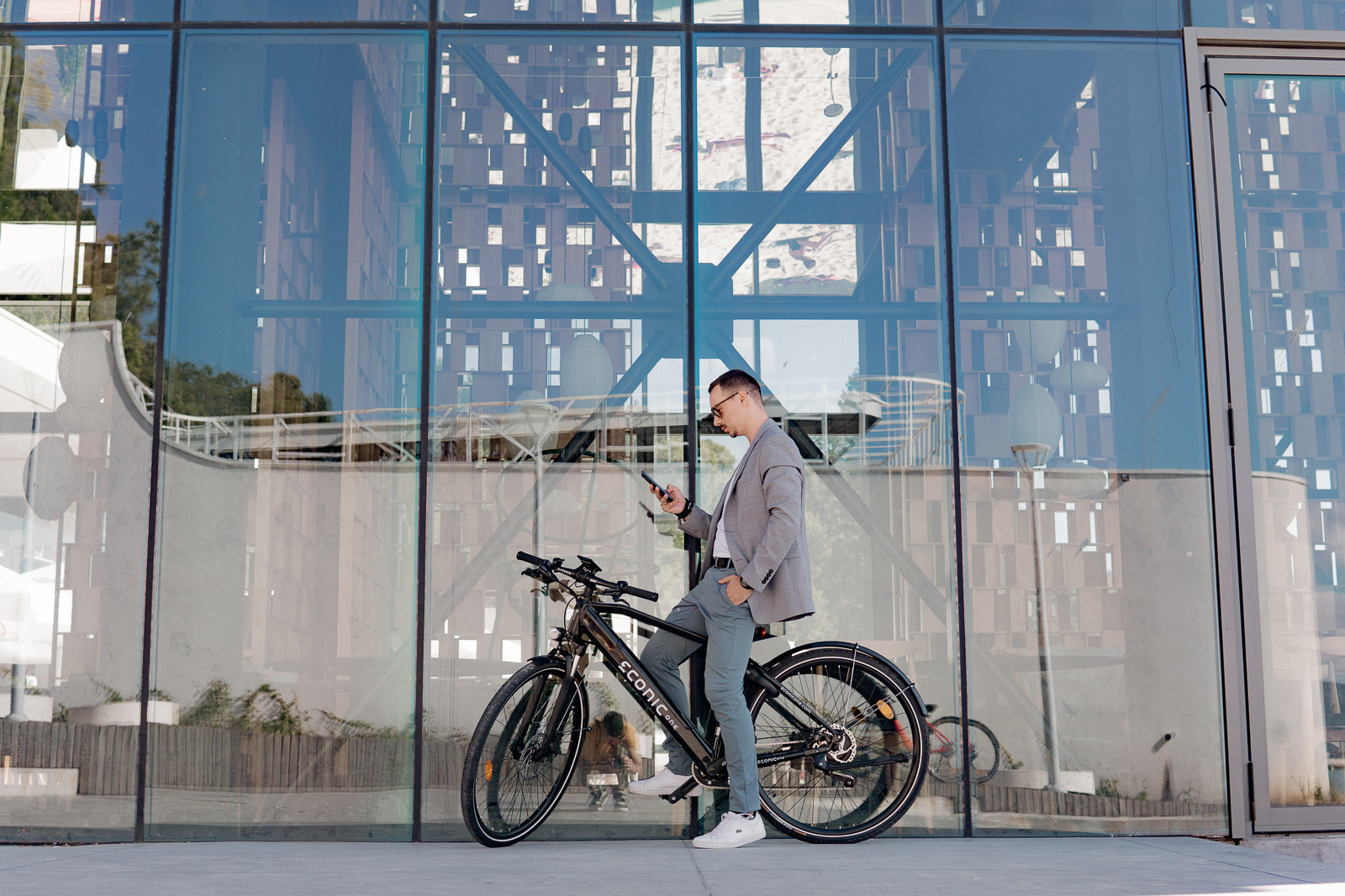 How e-bikes are getting smart to bring us the future?