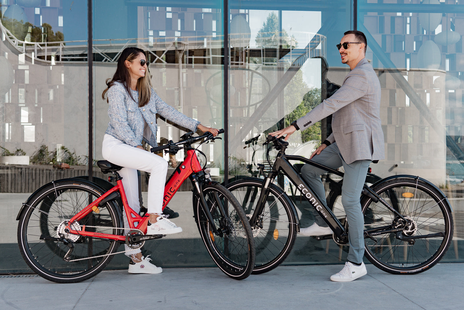 Why an e-bike?