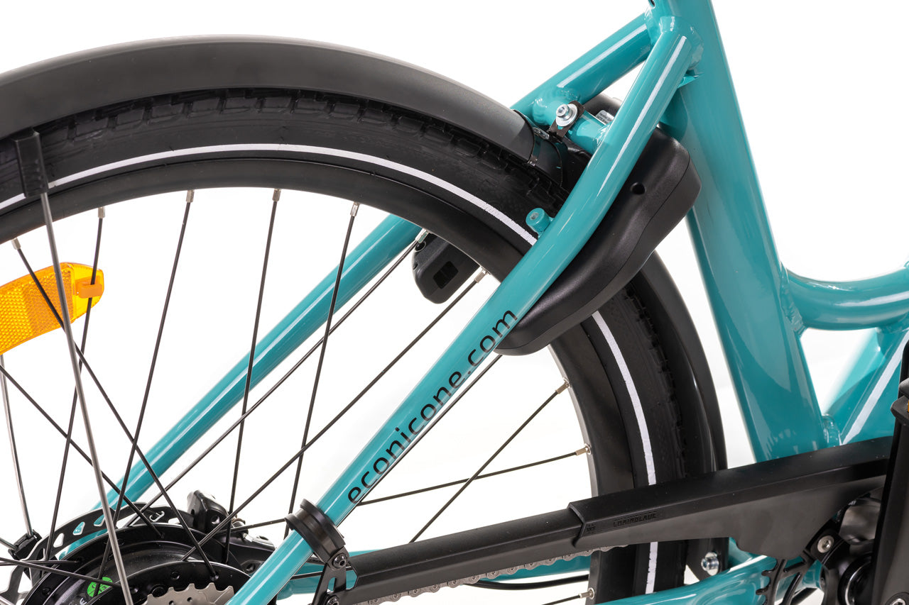 Details about  /Softness And Comfort When Driving Low Current Consumption E‑Bike Conversion