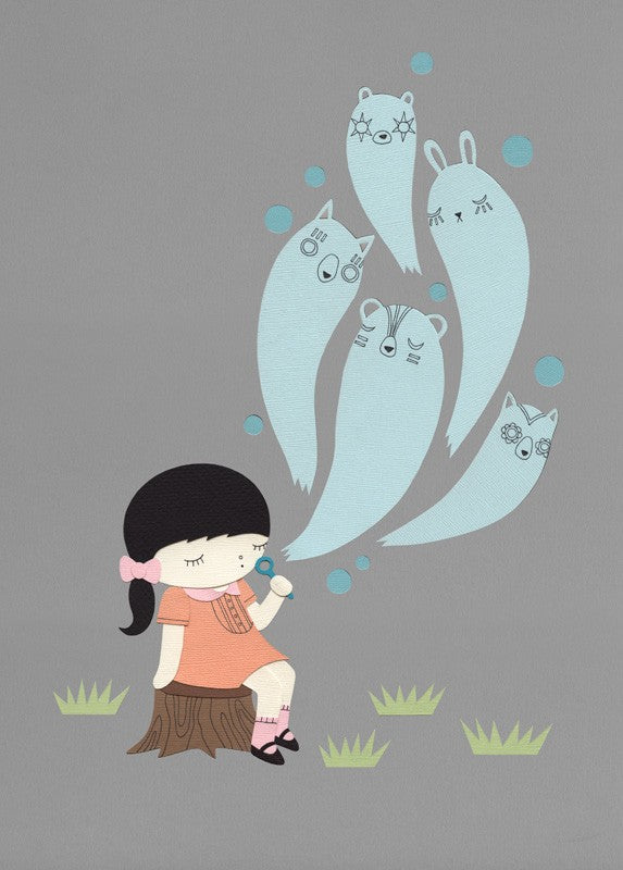 Best friends by Kang Andrea
