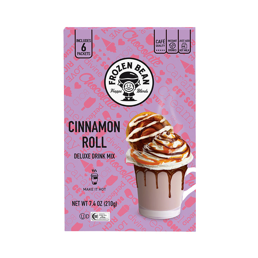 Cinnamon Roll Hot Drink Mix