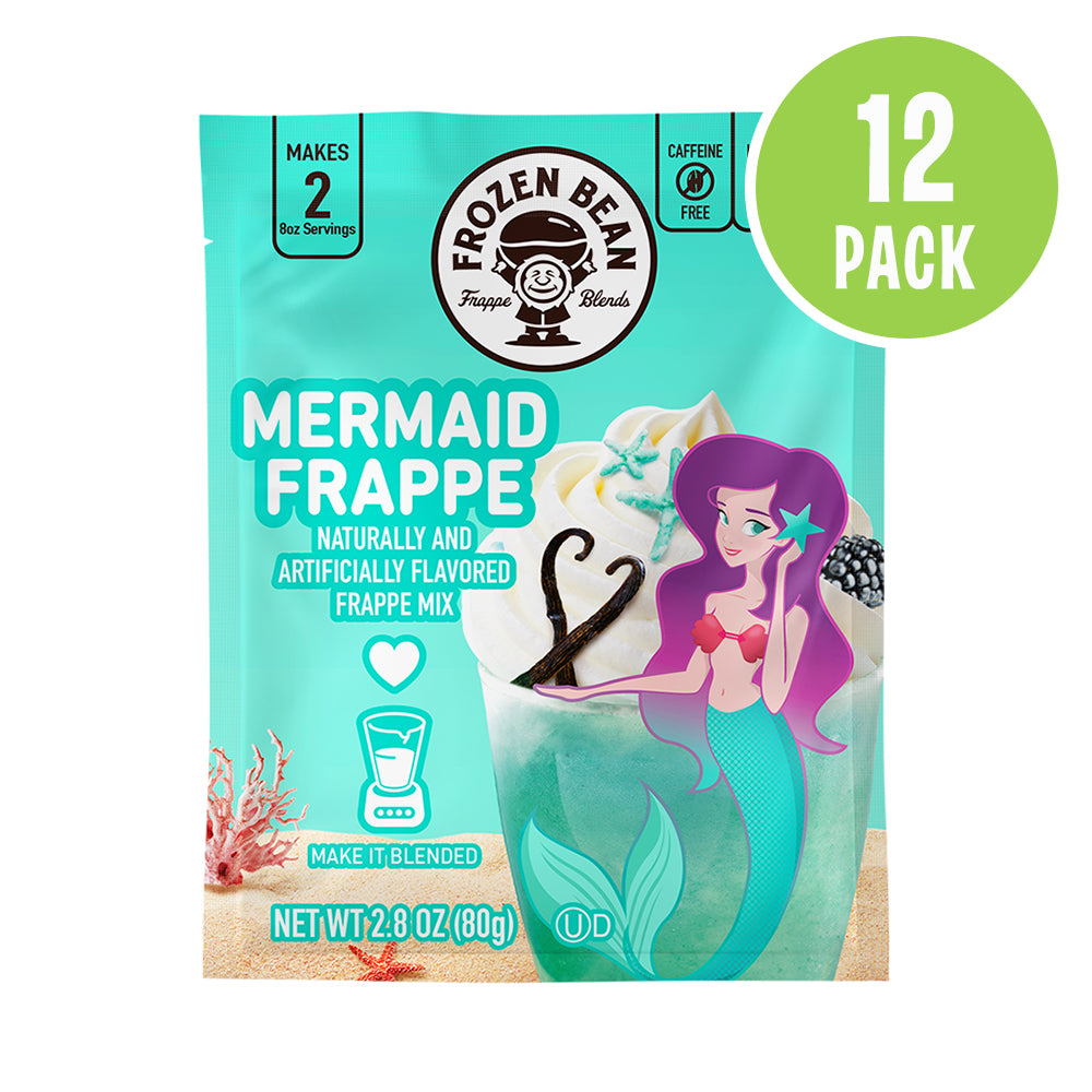 Mermaid Frappe Mix