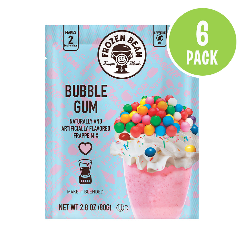 Bubble Gum Frappe Mix