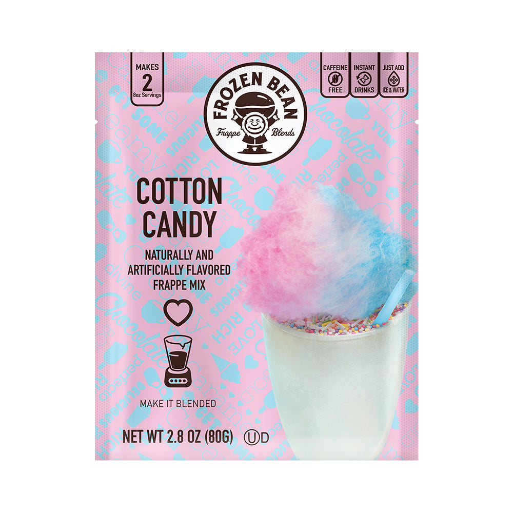 Cotton Candy Frappe Mix