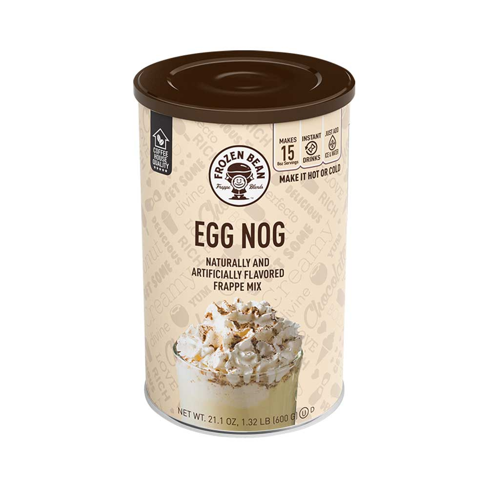Egg Nog Frappe Mix