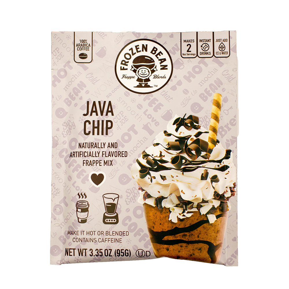 Java Chip Frappe Mix