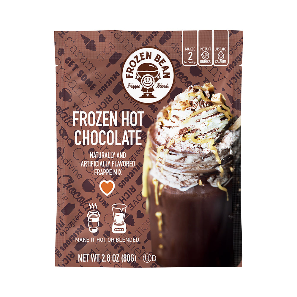 Frozen Hot Chocolate Frappe Mix