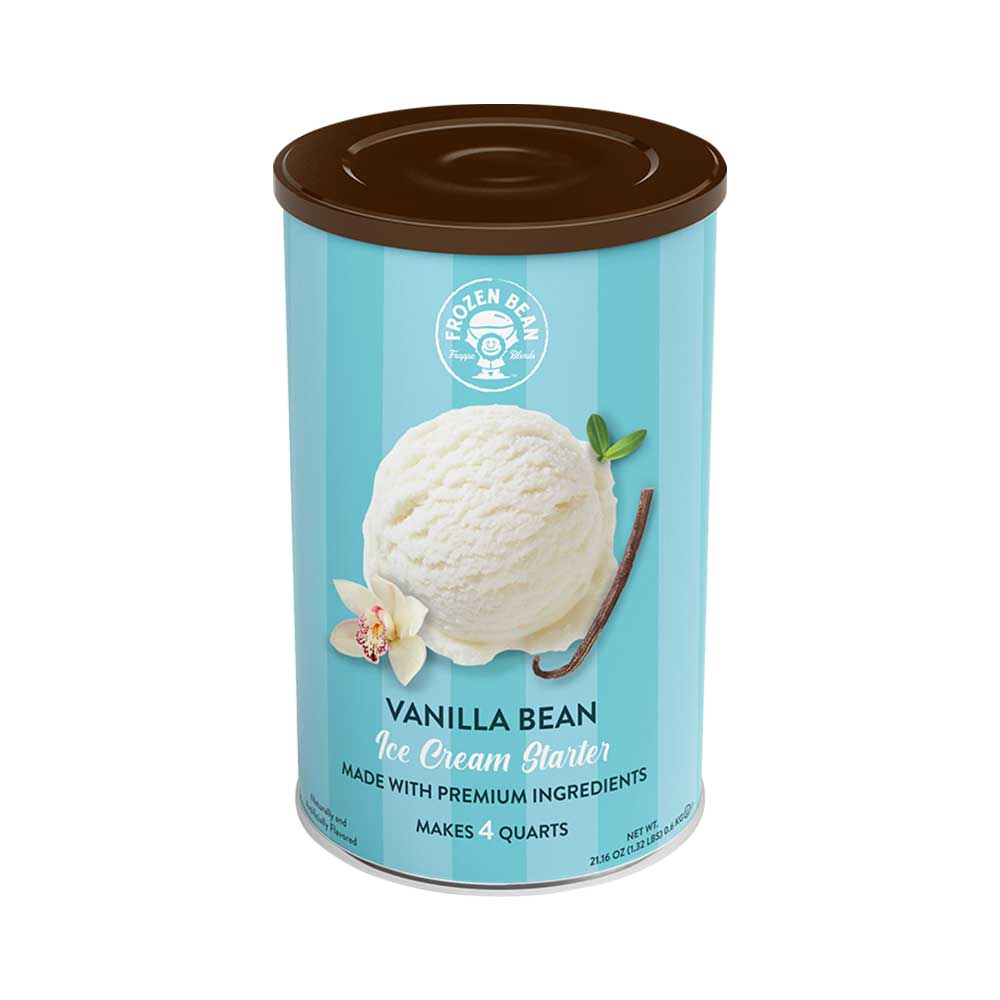 Vanilla Bean Ice Cream Mix