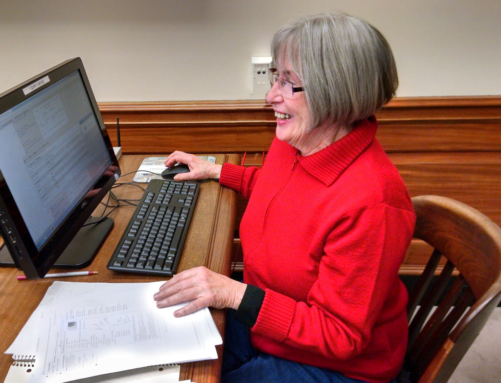 Building Your Genealogical Skills (Three-Session Course, Spring)