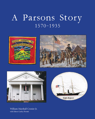 A Parsons Story: 1570-1935
