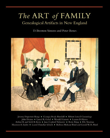 Art of Family Genealogical Artifacts in New England
