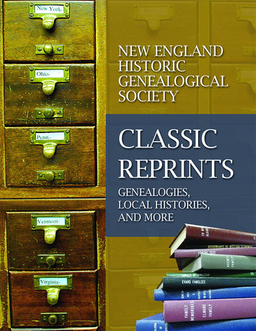 Classic Reprints Catalog