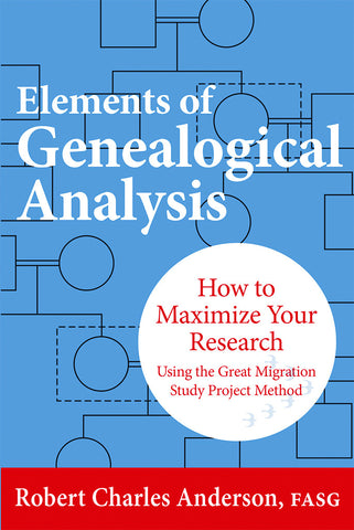 Elements of Genealogical Analysis