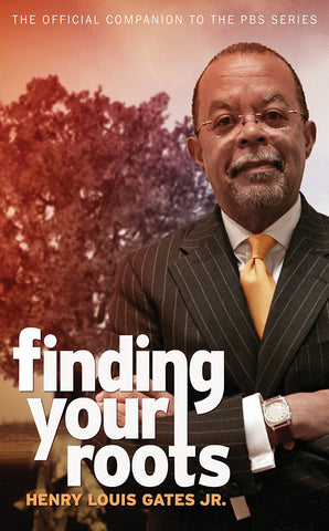 Finding Your Roots: The Official Companion to the PBS Series, paperback (damaged)