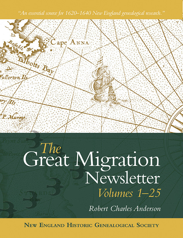 The Complete Great Migration Newsletter, Volumes 1-25