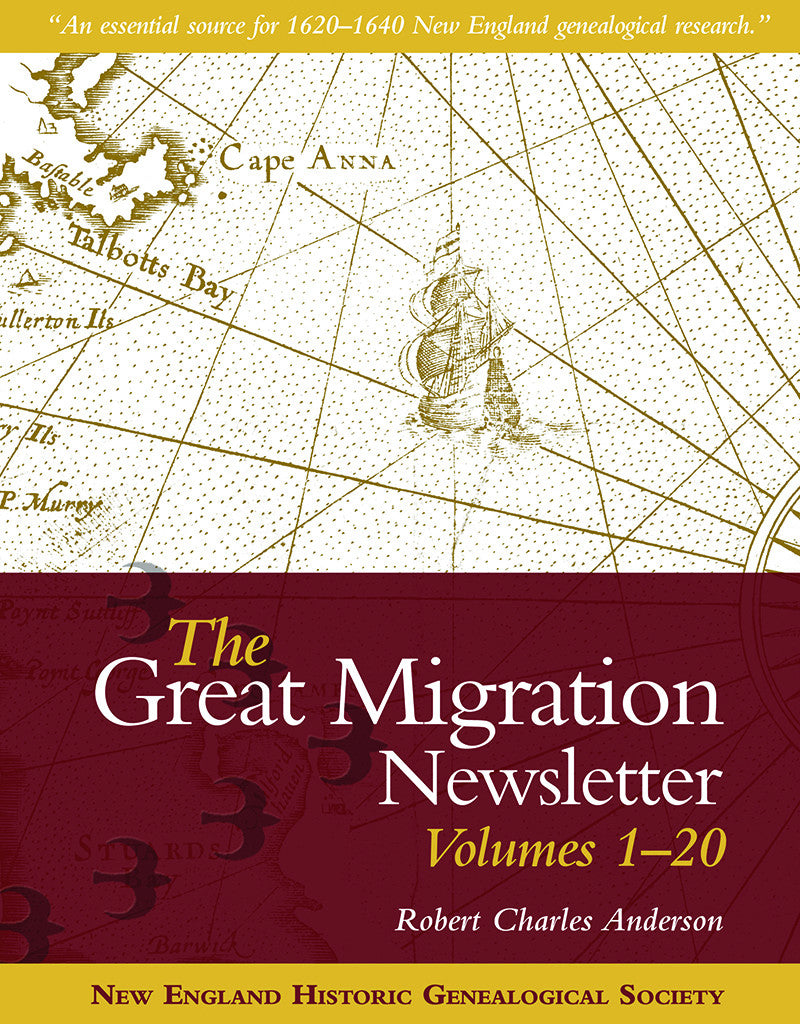 The Great Migration Newsletter, Volumes 1-20 (slightly damaged)