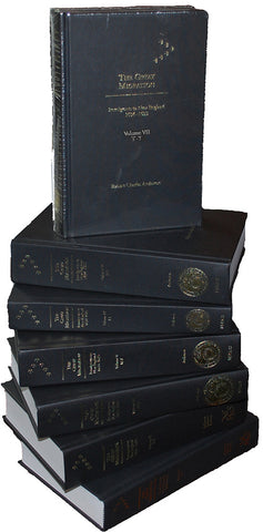 The Great Migration, Immigrants to New England, 1634-1635, Complete 7-volume Set, A-Y