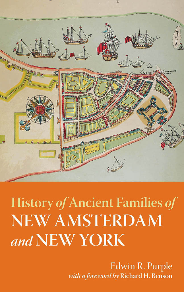 History of Ancient Families of New Amsterdam and New York