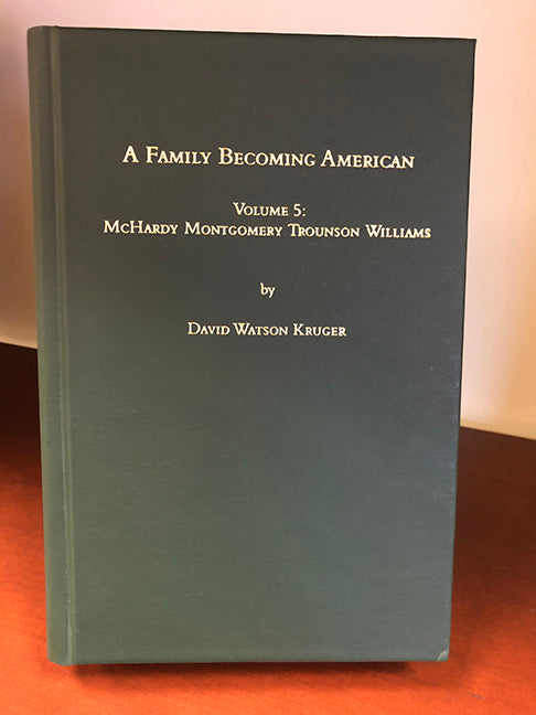 A Family Becoming American, Volume 5: McHardy
