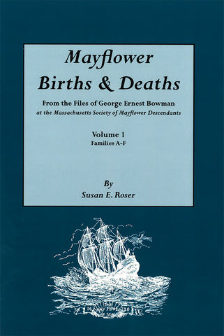 Mayflower Births and Deaths