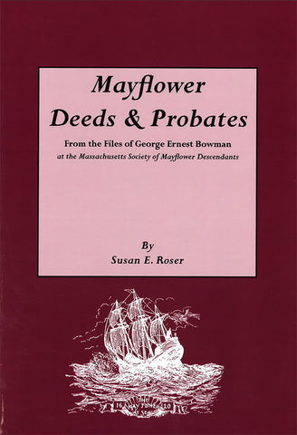 Mayflower Deeds and Probates