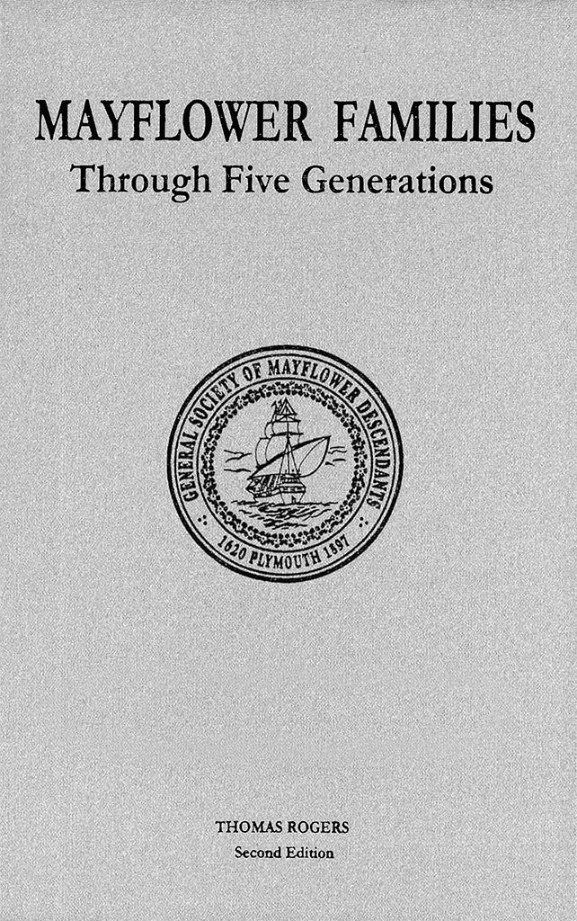 Mayflower Families Through Five Generations Volume 23, Part 2 John Howland Through His Children Lydia2 and Hannah2
