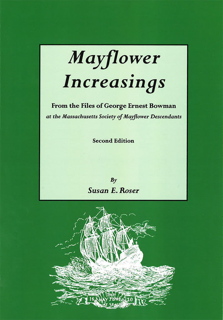 Mayflower Increasings