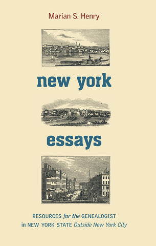 New York Essays (damaged)