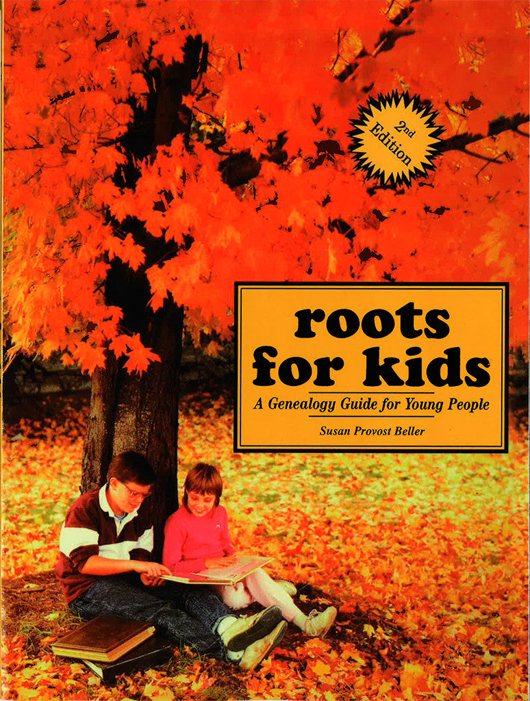Roots for Kids: A Genealogy Guide for Young People (damaged)