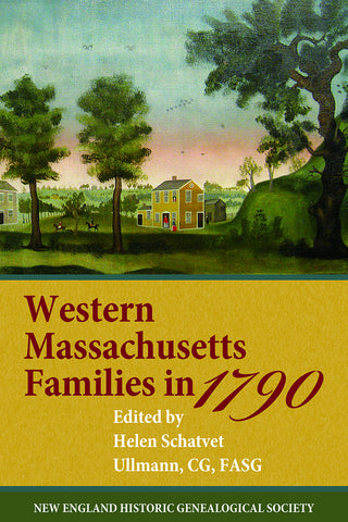 Western Massachusetts Families in 1790, Volume 1