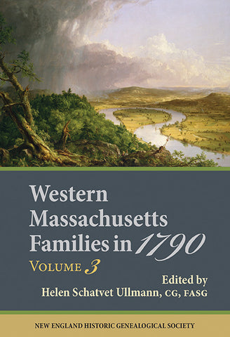 Western Massachusetts Families in 1790, Volume 3