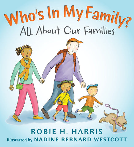 Who's In My Family? All About Our Families