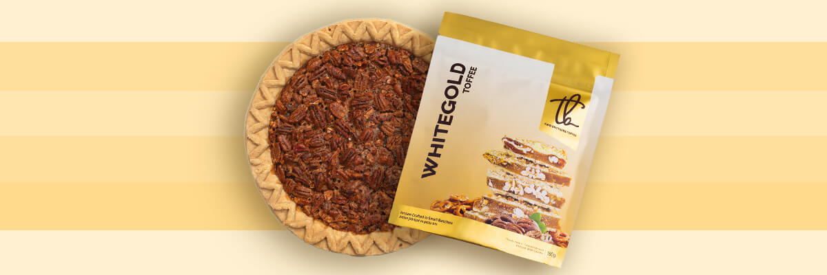 Pecan Pie With Toffee Recipe