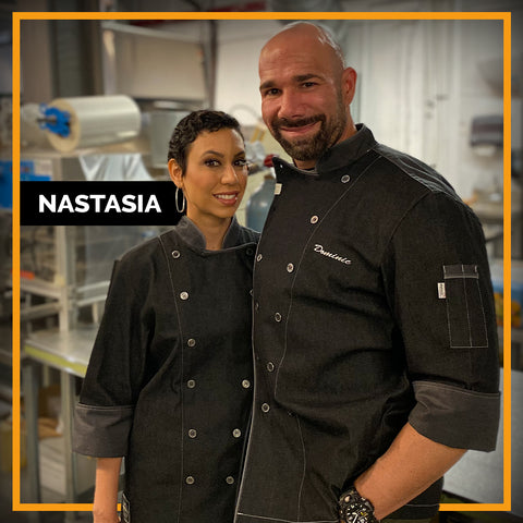Nastasia and Dominic - Two Brothers Toffee Founders