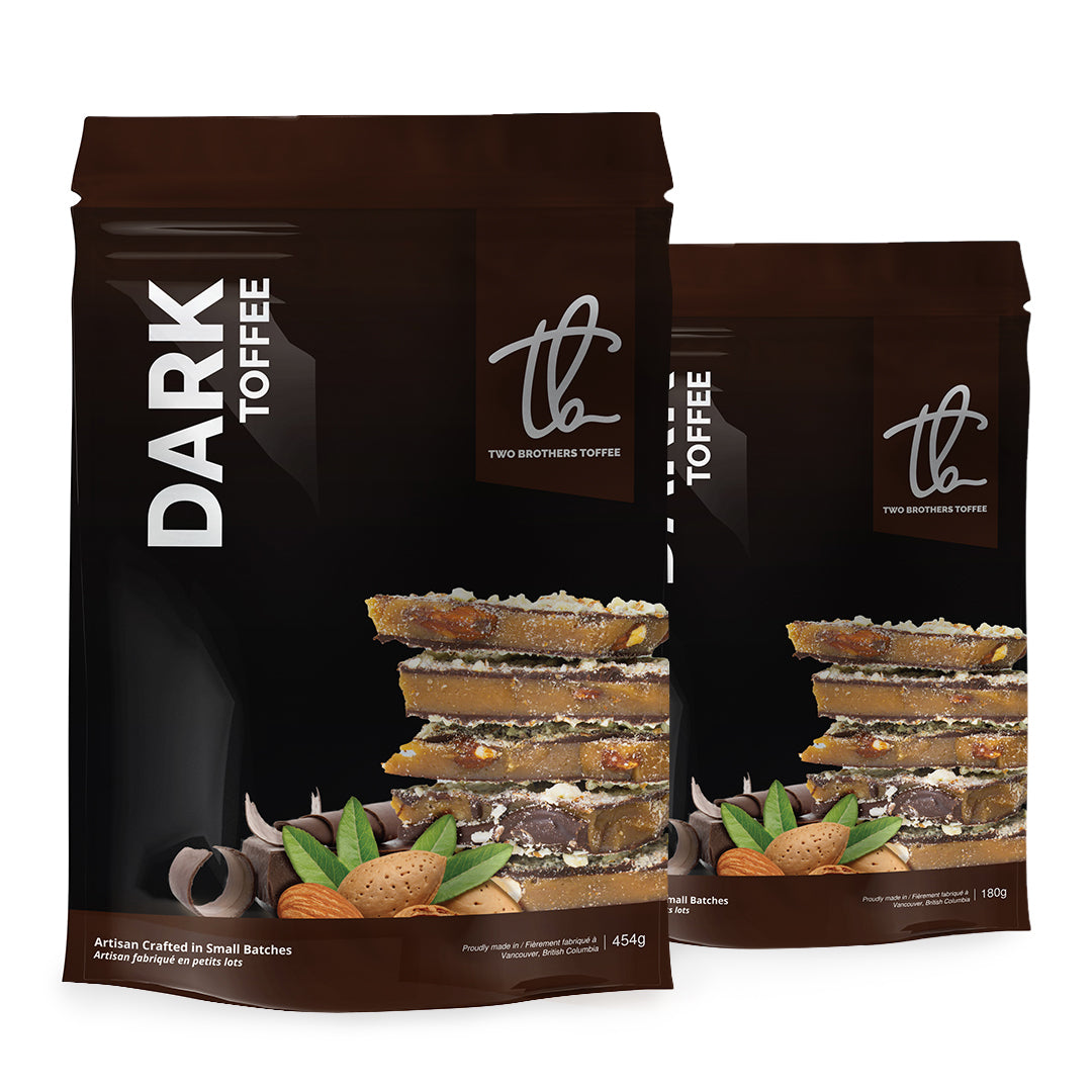 Dark Toffee (180g)