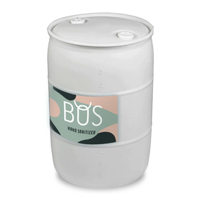 BOS Liquid Hand Sanitizer - 55 Gallon Drum