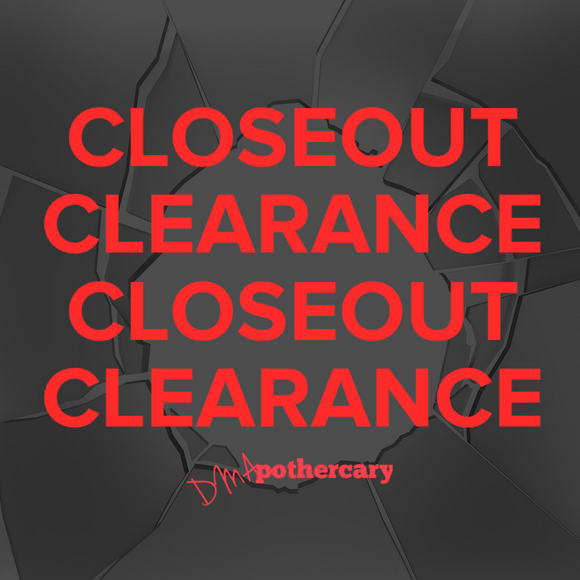 CLOSEOUTS/CLEARANCE