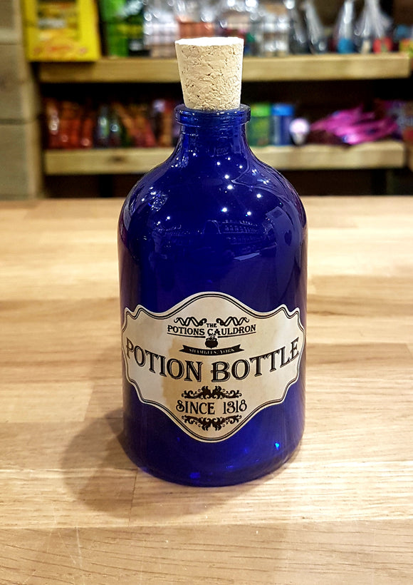 Potion Glass Bottle