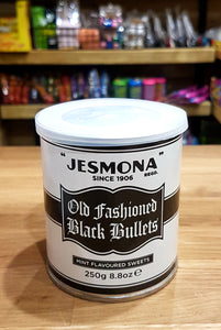 Jesoma Old Fashioned Black Bullets