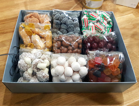 Classic Hamper Box of Traditional Sweets