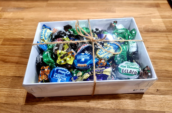 Walkers Mixed Toffee Box