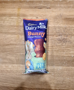 Dairy Milk Bunny Orange