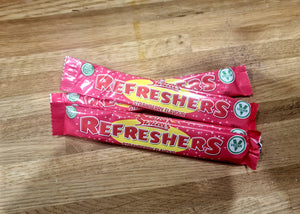 Strawberry Refresher Bar