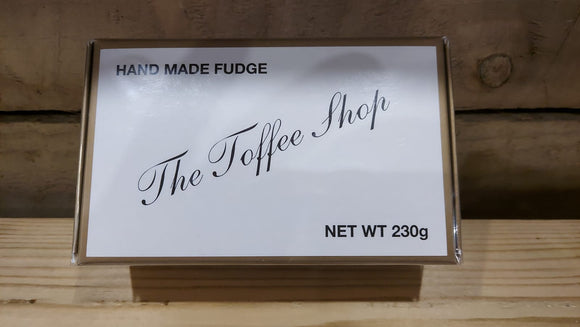 The Toffee Shop Penrith Fudge