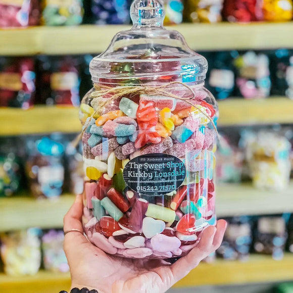 Custom Mixed Sweet Jar Large