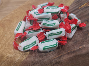 Stockley's Spearmint Chews Sugar Free