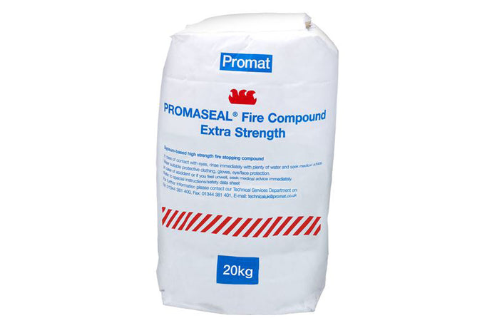 PROMASEAL® Fire Compound - Extra Strength